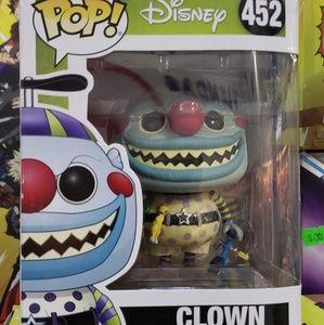 Clown Funko